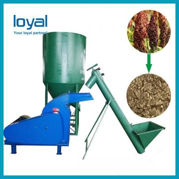 Stainless Steel Ring Die Granulated Animal Feed Maker