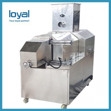 Crispy Chip Fried Wheat Flour Snack Food Making Machine
