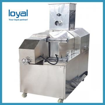 Wheat Corn Flour Snack Frying Machine