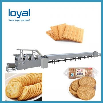 Factory Price Biscuit Baking Processing Machine For Moulding Hello Panda Filled Biscuit With Chocolate