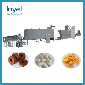 Automated Snack Food Packing Machine
