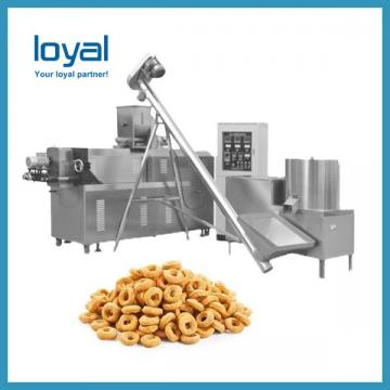 Hot Selling Puffed Popcorn Machine Corn Chips Extrusion Equipment Puffed Snacks Inflating Device Production Line