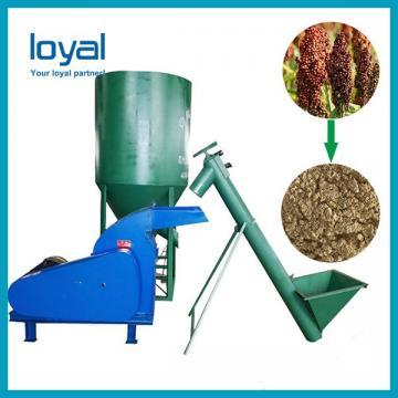 High Capacity Dog Food Maker Machine , Industrial Animal Feed Pellet Machine