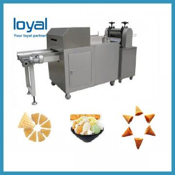 Bugles 3D Extrusion Food Process Line/Crispy Snack Machine