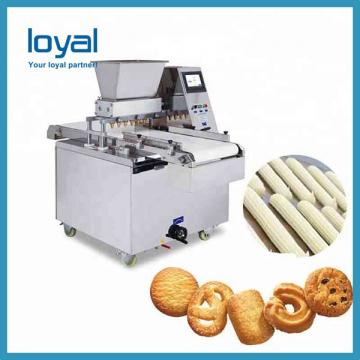 Small Scale Mini Biscuit Making Machine / Industrial Pastry Equipment