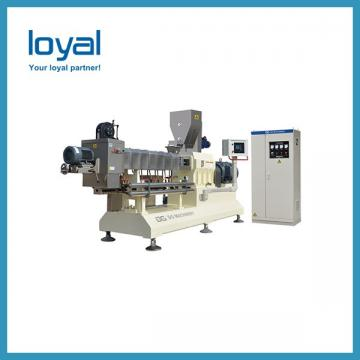 Low Cost High Quality Corn Rice Snack Food Extrusion Bulking Machine