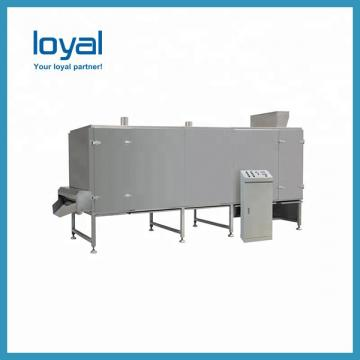 Breakfast Cereal Puffed Food Process Line Agricultural Food Machinery