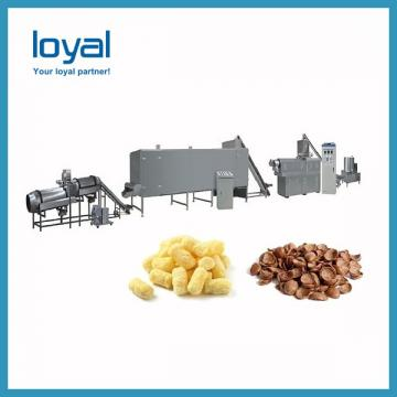 Nitrogen Filling Chin Chin / Popcorn / Chips Snack Packaging Machine