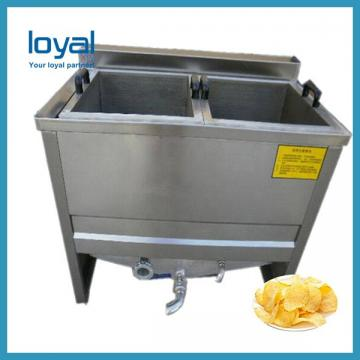 Continuous Banana Chips Frying Machine|Banana Chips Frying Machine|Automatic