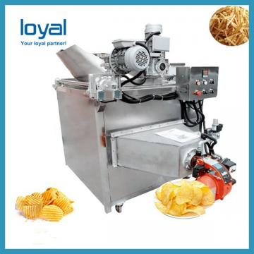 Automatic French Fries Frying Making Machine