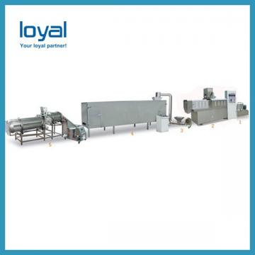 Fish Food Plant Machinery Line , Pet Food Manufacturing Equipment