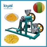 Dough Snacks Fried Wheat Flour Snacks Making Machine Drying Shrimp Chips