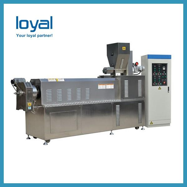 Stainless Steel Automatic Wheat Flour Fried Snacks Production Machines #3 image