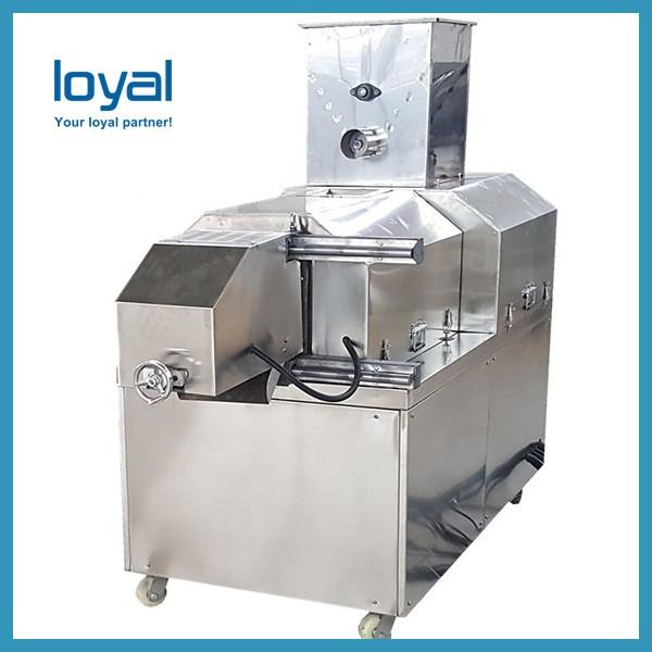 Crispy Chip Fried Wheat Flour Snack Food Making Machine #2 image