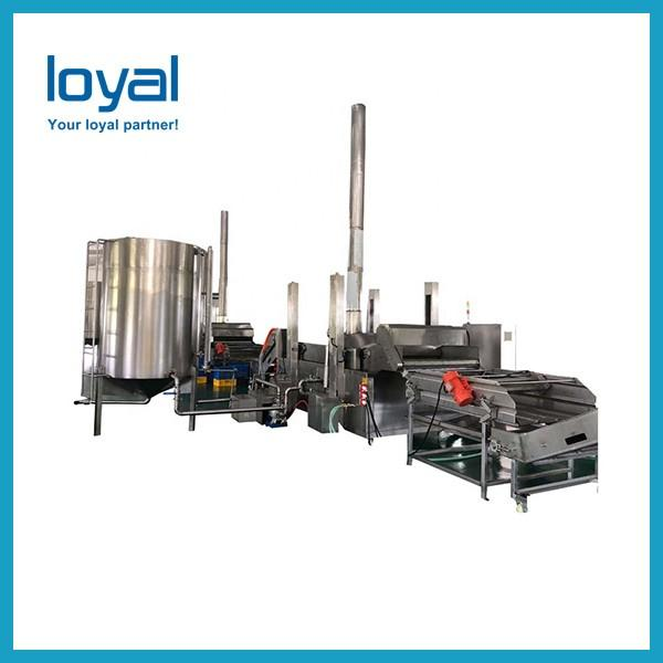Automatic Potato Chips Production Line Frozen French Fries Making Machine #2 image